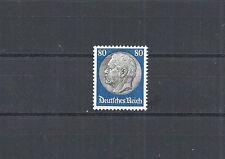 German Reich, 1933 Michel Number: 494 * UNUSED *, catalogue value £ 12,00