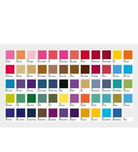 Viktoria Fabric Dye 59 COLOURS 10 gr pack for 200 gr fabric Hand And Machine Dye