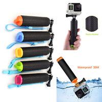 Floating Hand Grip Diving Pole Selfie Stick Monopod Tripod For Gopro Hero 6 5 4