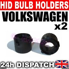 2 x Ampoule xénon HID bases Support H7 VW scriocco inclus TDI