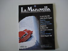 LA MANOVELLA 7-8/2002 ALFA ROMEO ABARTH 1000/GIULIETTA SPRINT/GIULIA/SANGIUSTO