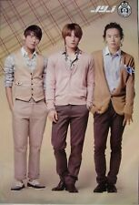 "JYJ ""PREPPIE LOOK"" ASIAN POSTER -TOHOSHINKI,TVXQ, K-Pop"