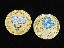 US Air Force Materiel Management Challenge Coin