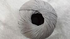 Patons Regal Cotton 4 Ply #2727 Grey 50g