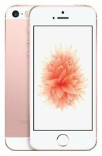 SIM Free Apple iPhone SE 4 Inch 128GB 12MP 4G iOS Mobile Phone - Rose Gold