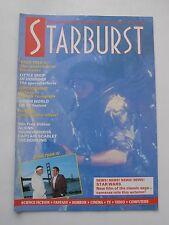 STARBURST MAGAZINE MAY 1987 No 105 STAR TREK IV DR WHO PATRICK TROUGHTON