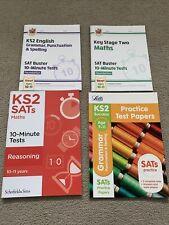Ks2 Sat Tests Books X 4