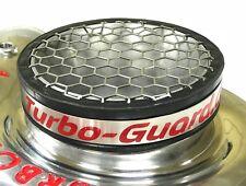 """Black 4"""" Turbo-Guard MAXX  Screen mesh filter t3 t4 Garrett Turbonetics Inlet"""