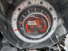 2011 FIAT 500  1.2 2010-2015 Petrol Manual Speedometer Speedo Clocks 735516034