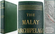 1890*Alfred Russel Wallace:Malay Archipelago:Singapore/Ind onesia/Malaysia*Travel