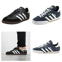 Adidas Originals Mens Samba Super Suede Trainers Lace Up Casual Shoes UK sizes
