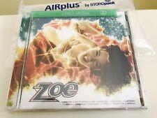 Zoe CD Import Brand New Sealed Nuevo Música Rock En Español Mexico Musica