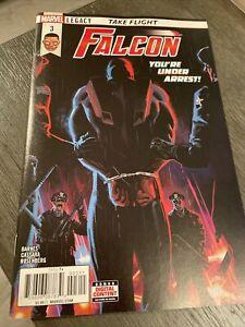 Falcon 3,Marvel Comics! New Captain America Take Flight!