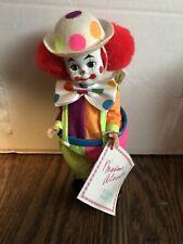 """Madame Alexander Doll Co. """"Bobo Clown"""" 310 - No Box"""