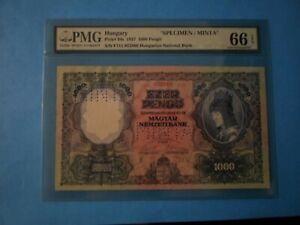 1000   Pengo  1927.  Speciment  Extra Rare!!!