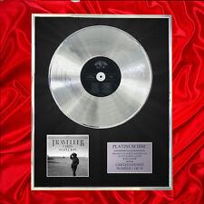 CHRIS STAPLETON TRAVELLER   CD PLATINUM DISC VINYL LP FREE SHIPPING TO U.K.