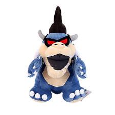 Super Mario Bros. King Dark Bowser Koopa Stuffed Animals Rare Figure Plush Doll