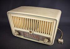 RADIO / TSF PHILIPS BF251 U BLANC RARE MODÈLE COLLECTION DECO