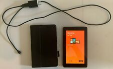 Amazon Kindle Fire 7 5th Generation Used with Case and 32GB Micro SD Bundle