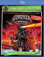 Godzilla 2000 (Blu-ray Disc, 2014, Includes Digital Copy UltraViolet)
