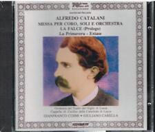 Catalani: Messa Per Coro, Soli E Orchestra, La Falce, Pri. / Cosmi, Carella - CD