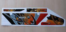 Intrepid Estilo Europeo Dd2 Radiador Kit De Etiquetas-Rotax-Karting