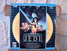 Le Retour Du Jedi -  Version Française Laserdisc