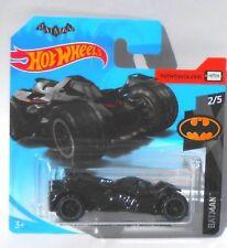 HOT WHEELS (HW) Arkham Knight Batmobile, 1/64, mint in blister