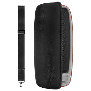 Geekria Carrying Case for JBL Xtreme 3 Portable Bluetooth Speaker (Black)