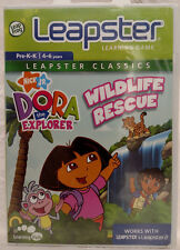 Dora the Explorer: Worldlife Rescue (Leapster Explorer, 2011, 4 - 6 Years) New!