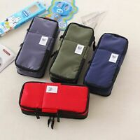 Multifunction School Pencil Case & Bag Large Capacity Pen Curtain Box Stationery