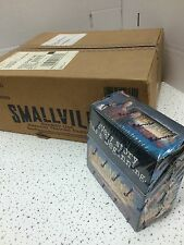 Factory Case--Inkworks Smallville Season 1 Trading Cards (10 Boxes)-Value!