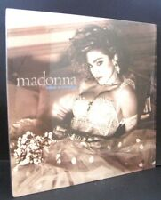"""MADONNA """"Like A Virgin"""" 1984 Sire Records Lp In Shrink - EX Cond."""
