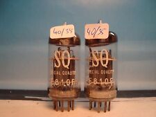 E810f philips # matched and Balanced pair # nos # (234)