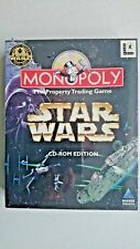 Monopoly Star Wars  PC New and SEALED Big Box Edition