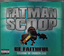 Fatman Scoop-Be Faithful cd maxi single incl video