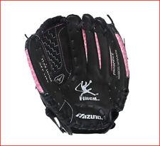 "Mizuno 11.5"" FINCH FastPitch LEATHER Baseball GLOVE - RHT GPP 1155 Black 🌟NEW🌟"