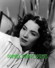 "JENNIFER JONES 8X10 Lab Photo B&W 1945 ""LOVE LETTERS"" Elegant Youthful Portrait"
