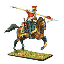 """First Legion: NAP0422 2nd Dutch """"Red"""" Lancers of the Imperial Guard Trooper #1"""