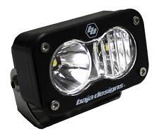 Baja Designs S2 PRO ATV LED Light Driving Combo Pattern