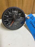 1982 SUZUKI GS750 EZ OEM GAUGE SPEEDO SPEEDOMETER METER 3,717 Miles