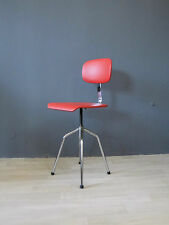Stuhl chair Chrom 50er 50s 60er 60s Rockabilly ära mid century vintage Design