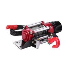 Metal Automatic Crawler Winch ESC Control System for 1/10 RC Crawler Car Traxxas