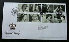 Britain HM The Queen Elizabeth II 80th Birthday 2006 Royal (stamp FDC)