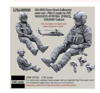 1/35 scale resin figure  kits Modern US military co-pilot Unpainted LRM35025Y