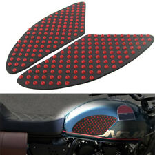 Motorcycle Fuel Tank Non-slip Pad Protector Side Anti Scalding Cover Sticker 3D