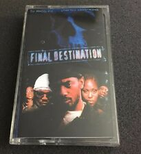 DJ Whoo Kid Stretch Armstrong Final Destination 1 CLASSIC NYC Mixtape Cassette