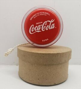 Genuine Russell COCA-COLA Super Yo-Yo Argentina Varient Free Tracked Postage