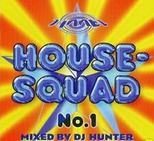 DJ Hunter Tunnel house squad 1 (mix)  [CD]