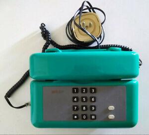 Telefono Fisso SIP Sirio - Giugiaro design colore verde